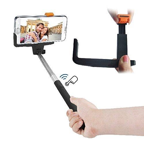 Perche Télescopique Bluetooth à Selfie Pour Smartphones