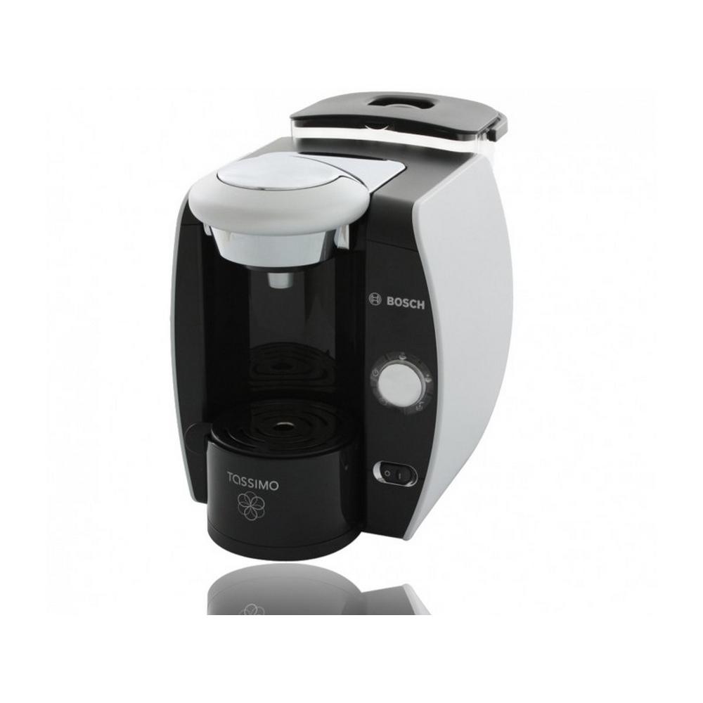 Machine à café - Tassimo - Multiboissons - Automatique - Noir et gris - TAS4211