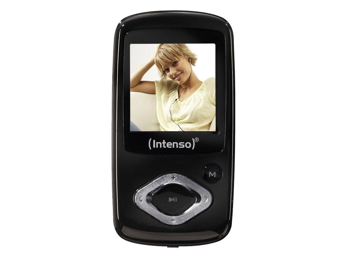 Intenso Video Rocker - MP3 Lecteur Video 4GB - Noir pour 36€