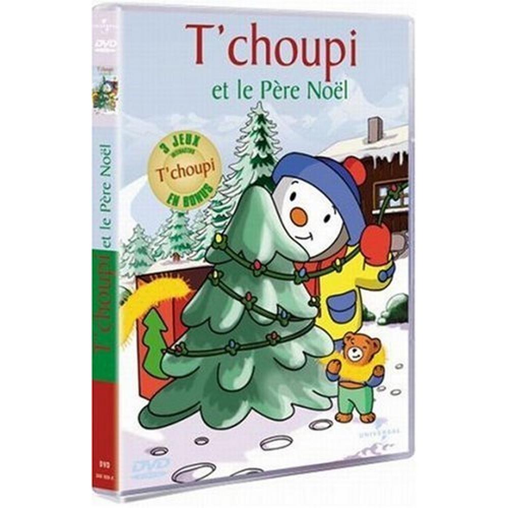 dvd tchoupi et le pere noel ebay