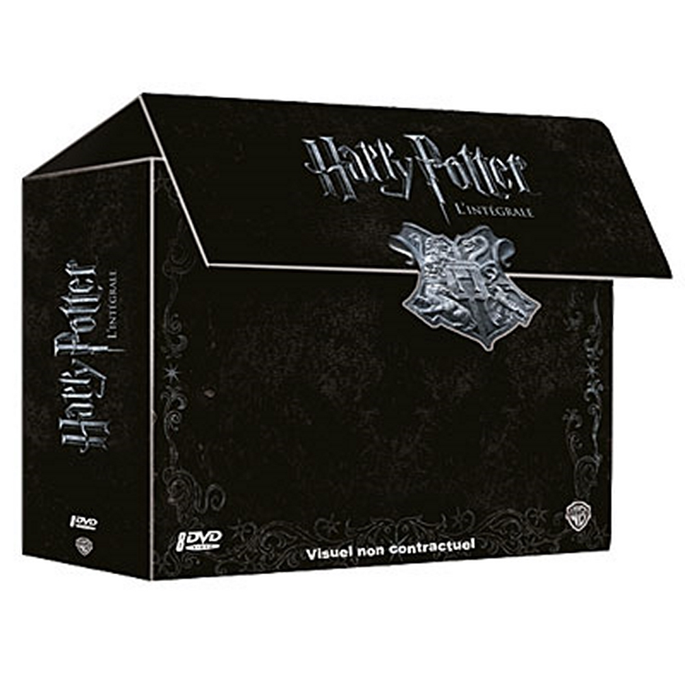 Harry Potter 1a7 8dvd