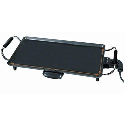 Plancha électrique 43x23cm 2000w