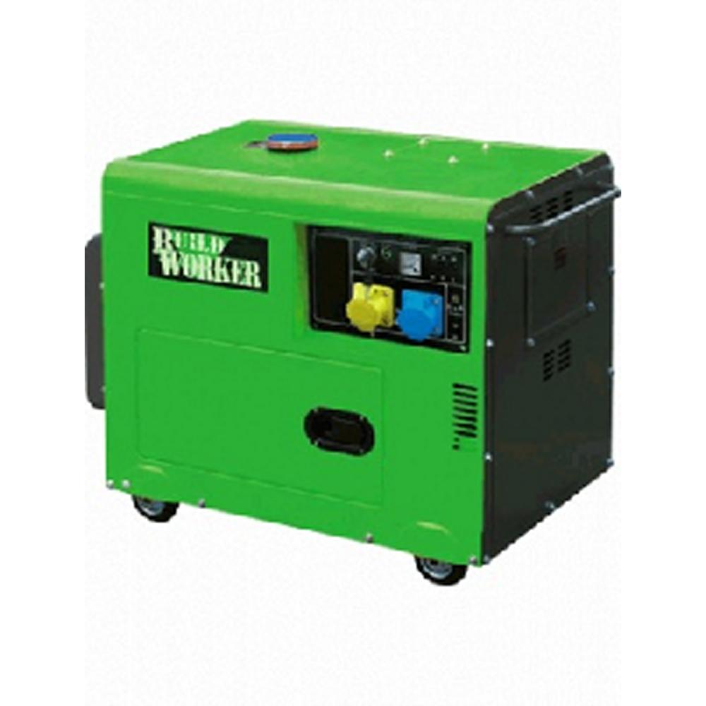 Groupe Electrogene - Diesel - Generateur - 3000W - 11 Heures D'Autonomie pour 1046€