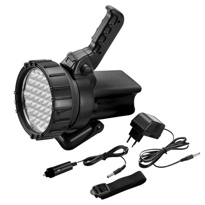 lampe torche projecteur multifonctions led 6v. Black Bedroom Furniture Sets. Home Design Ideas