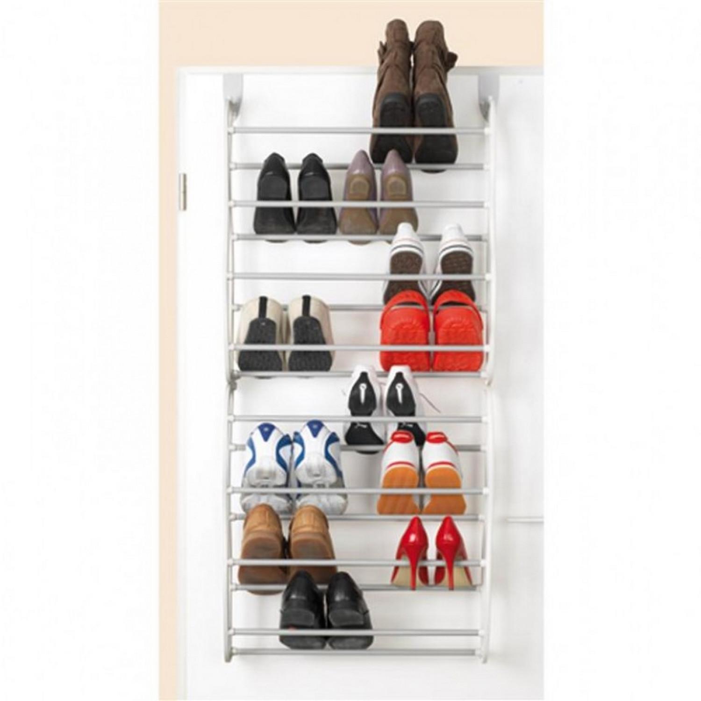 etag re chaussures a suspendre pour 24 paires. Black Bedroom Furniture Sets. Home Design Ideas