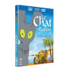 Le Chat Du Rabbin - Combo Blu-ray 3d + Dvd