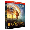 Hugo Cabret - Combo Blu-ray 3d Active + Blu-ray 2d + Dvd
