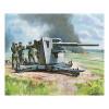 Z6158 Maquette Flak 36/37 88MM Echelle 1:72