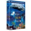 Le Monde Des Requins 3d + Le Monde Des Dauphins Et Des Baleines. Nomades Des Mers 3d + Les Merveilles De L'ocean 3d - Coffret [blu-ray 3d]