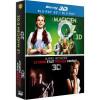 Le Magicien D'oz 3d + Le Crime Etait Presque Parfait 3d [blu-ray 3d]