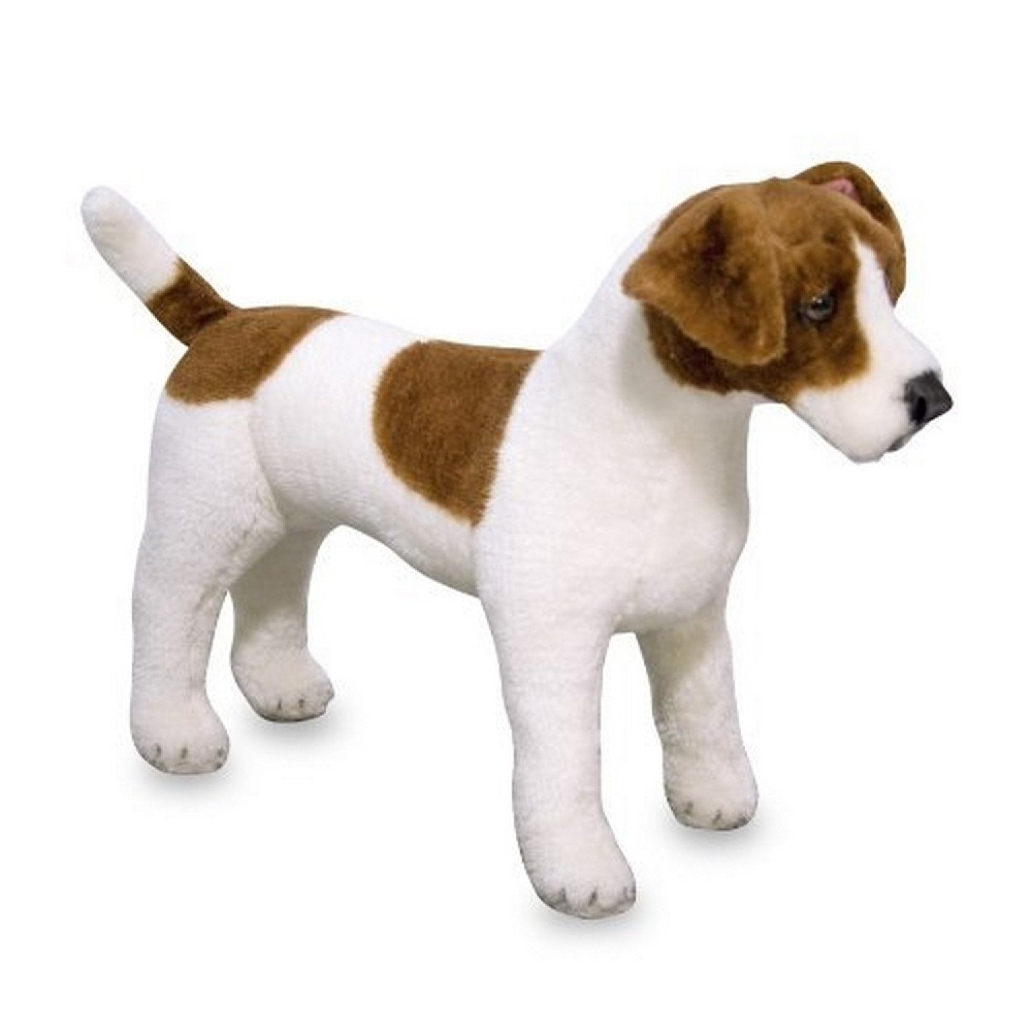 Peluche Jack Russell Terrier Plush