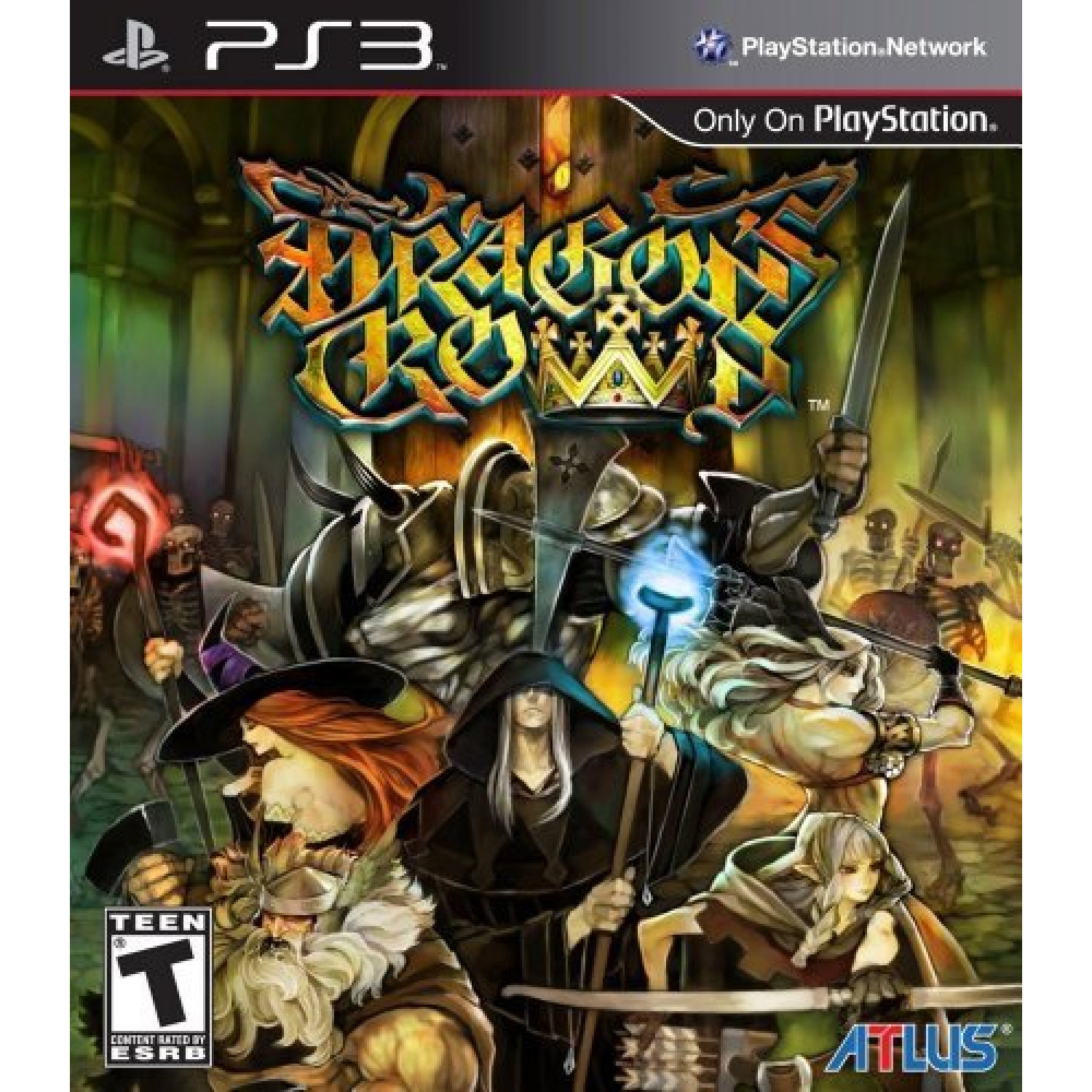 Dragon's Crown Ps3