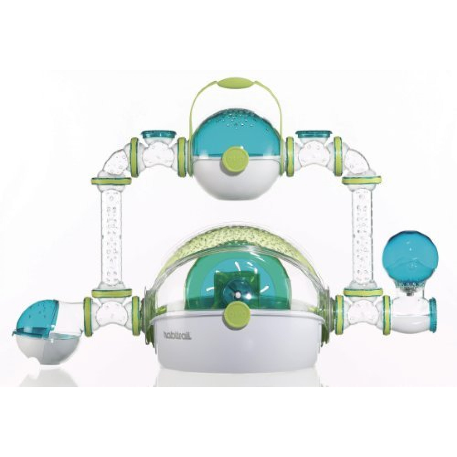 Cage Ovo Mini Rougeur pour Souris Diamètre 34 cm