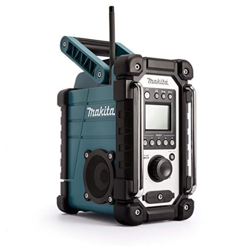 Portable Noir Radio Portable - Radios Portables (lithium-ion (li-ion), Portable, Am, Fm, Batterie/pile, Dc, 87,5 - 108 Mhz, 522 - 1,629 Khz)