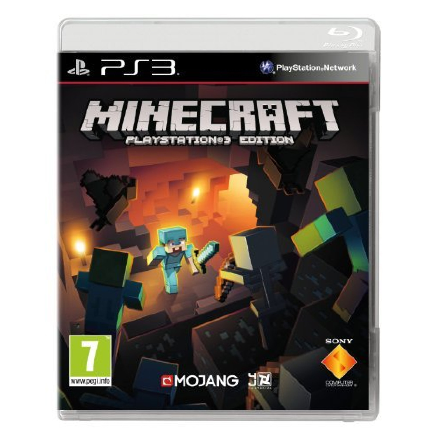 Pre-order! Minecraft Sony Playstation 3 Ps3 Game Uk