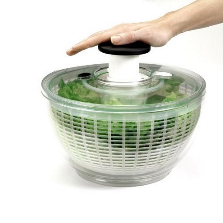 1060637 Essoreuse à Salade diam 26 cm Transparente