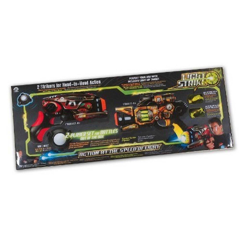 3480 Jeu de plein air et Sports 2 strickers (Striker D.C.P.-013 Striker et S.P.-144) et 1 mini cible
