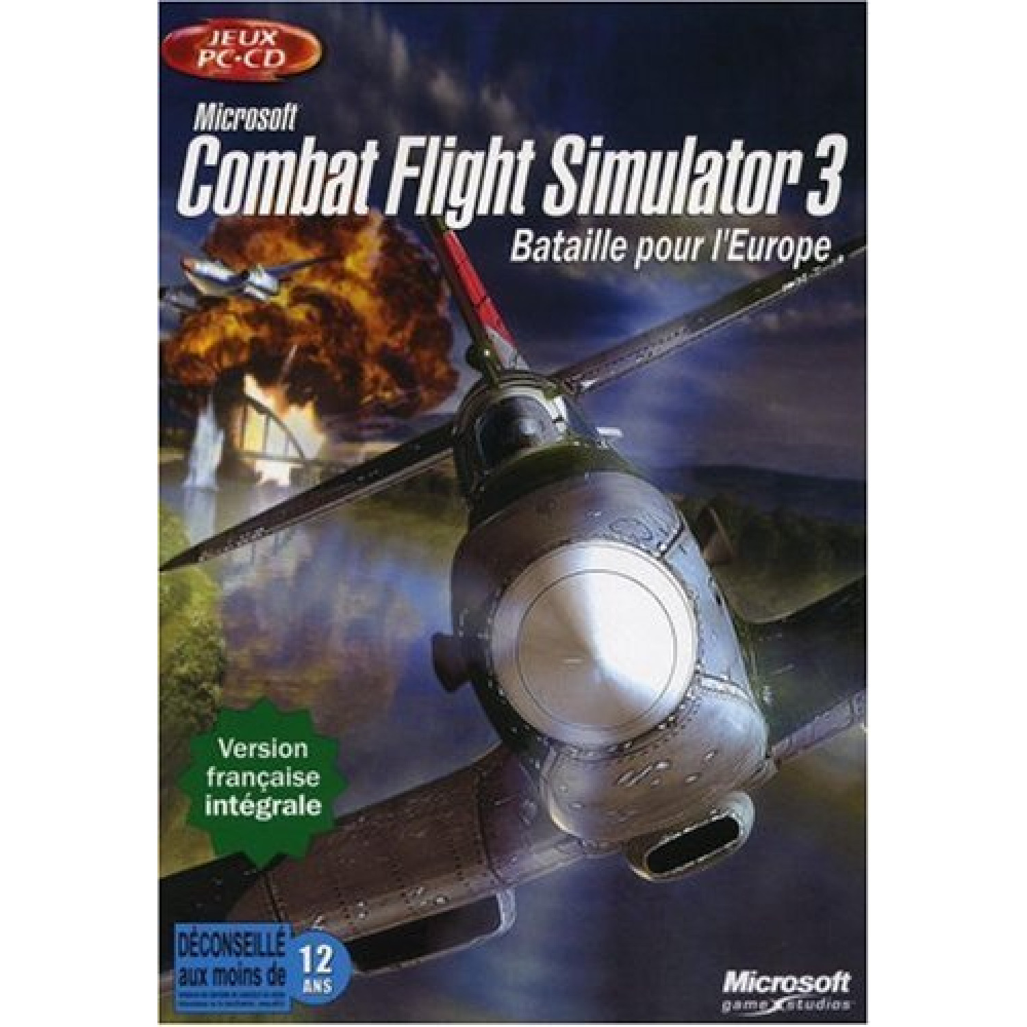 Microsoft Combat Flight Simulator 3   Bataille Pour L'europe