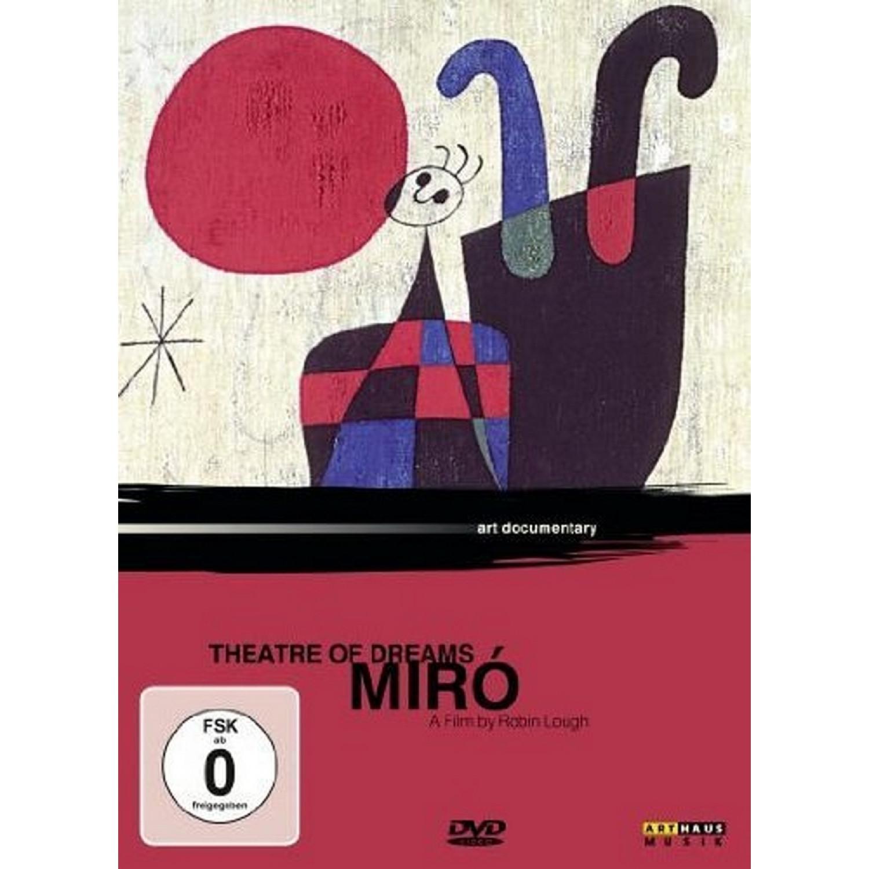 Portrait De Joan Miro