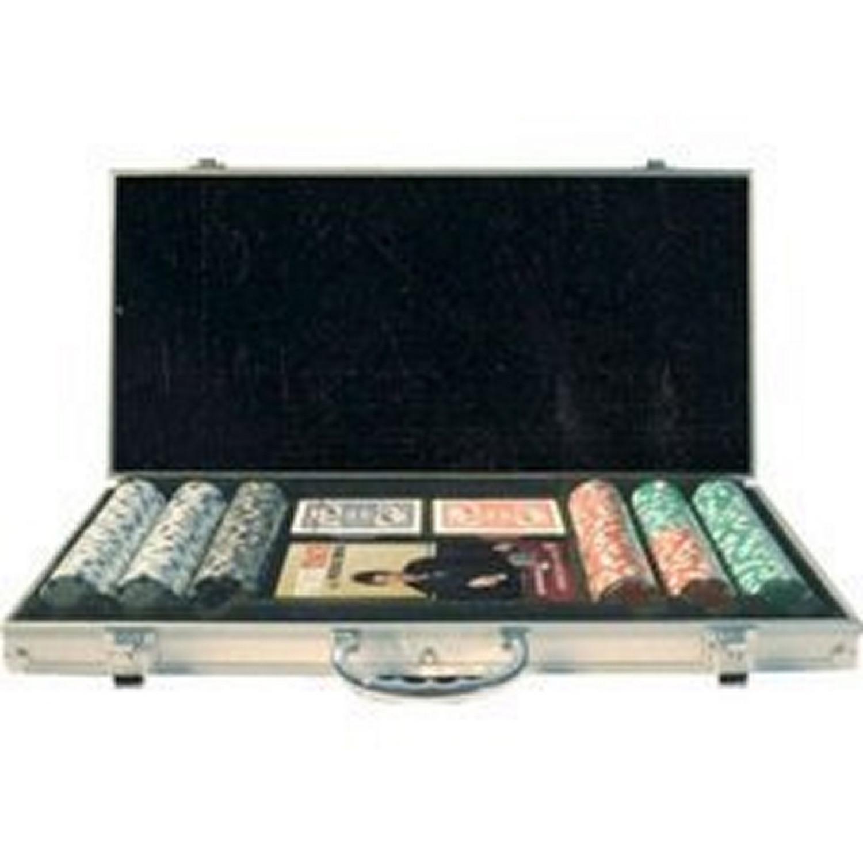 Poker Coach [edition Limitee Format Mallette Comprenant 300 Jetons. 1 Bouton Dealer.  2 Jeux De Cartes Et 1 Tapis De Jeu ]