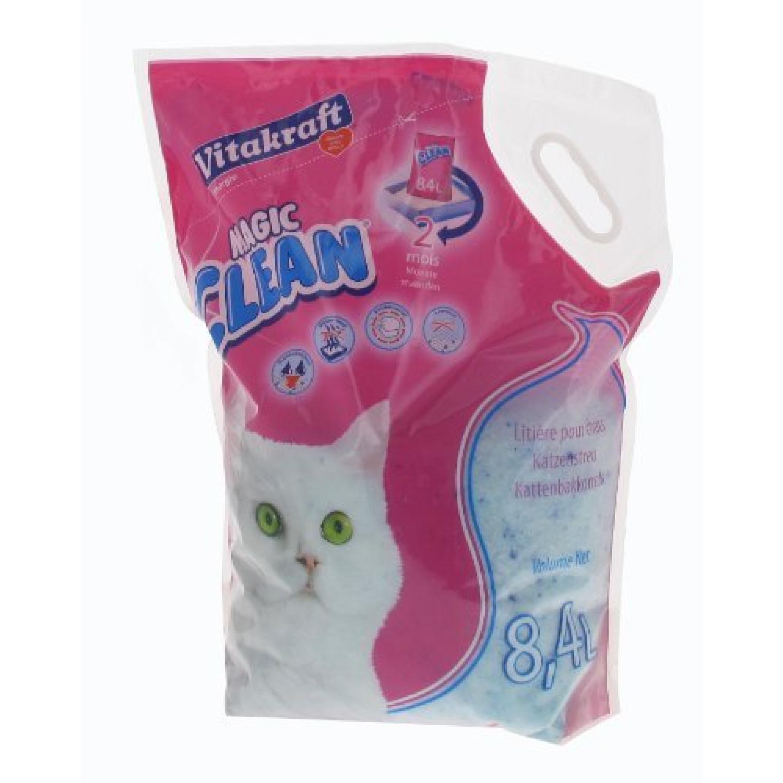 Magic Clean 8 Semaines pour chat 8.4L