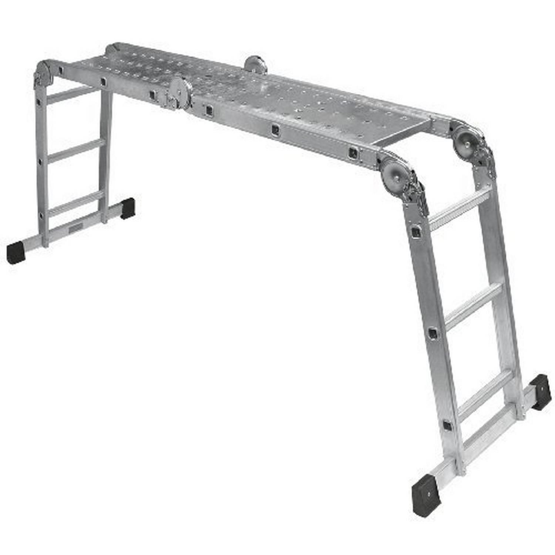 Echelle en aluminium multi positions