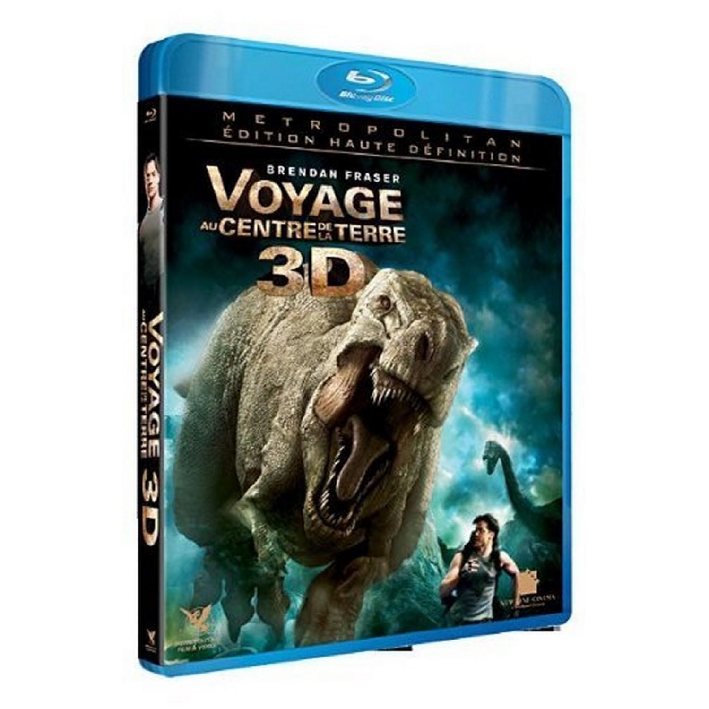 Voyage Au Centre De La Terre 3d [blu-ray]