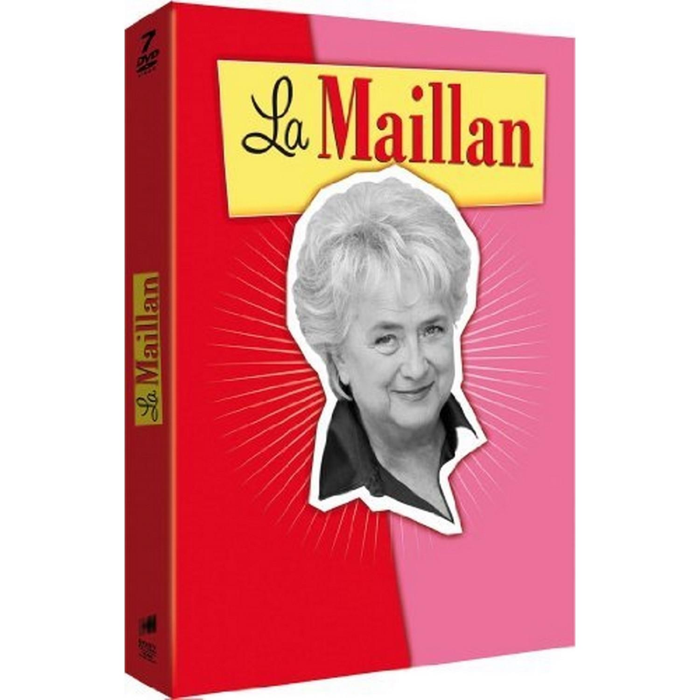 La Maillan   7 Dvd   Madame Dans Gene / Folle Amanda / La Facture / On Purge Bebe / Potiche / Coup De Soleil / Piece Montee