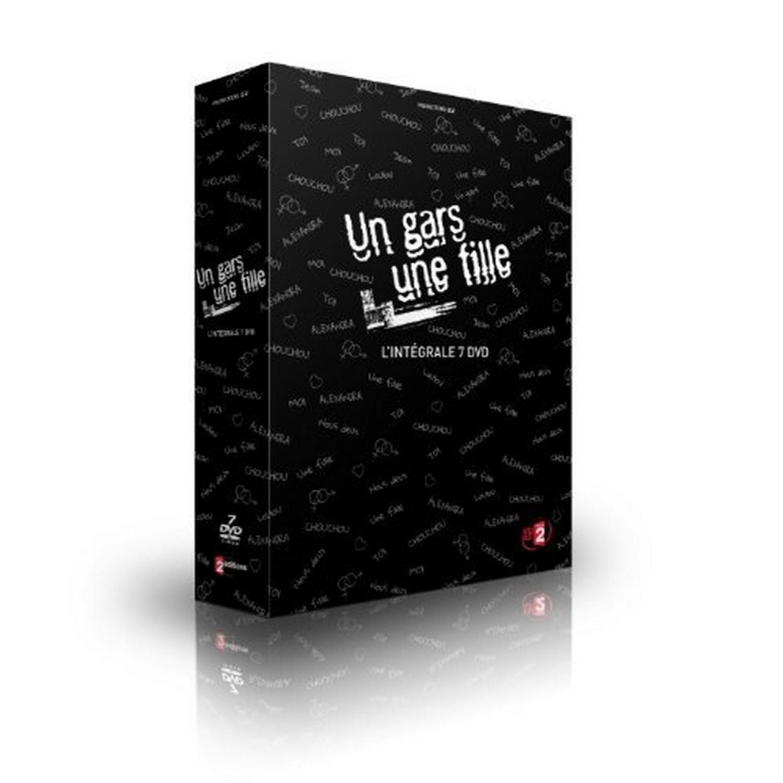Coffret Un Gars Une Fille L'integrale 7 Dvd