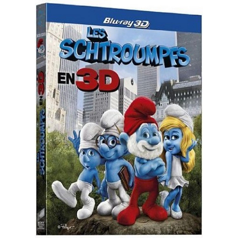 Les Schtroumpfs - Blu-ray 3d Active