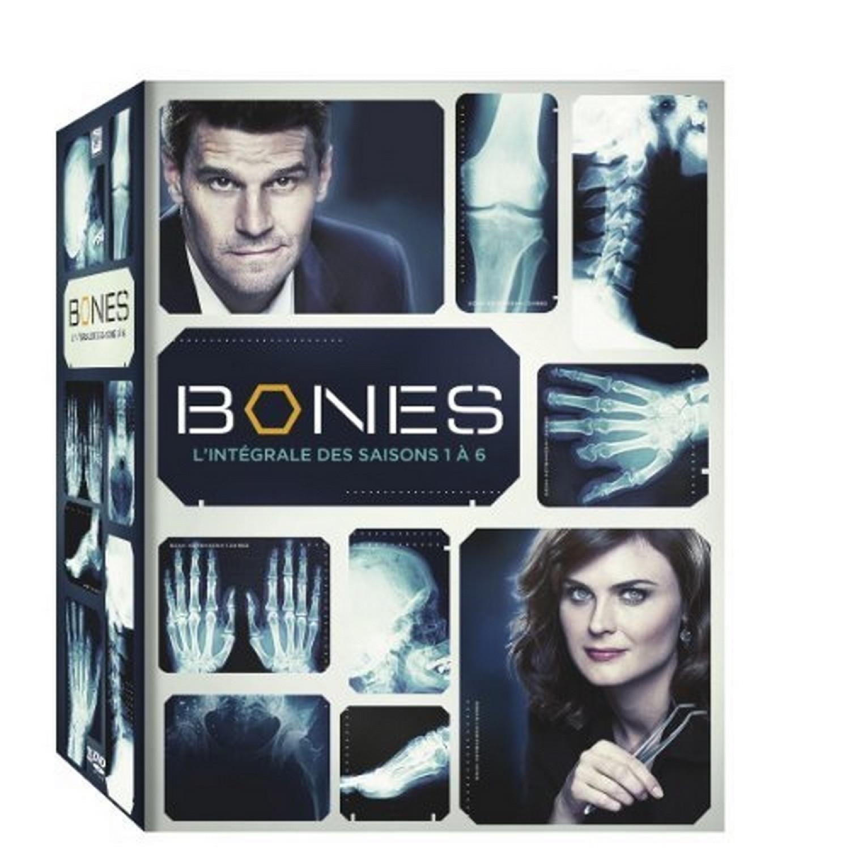 Bones - Integrale Des Saisons 1 A 6 - Coffret 35 Dvd