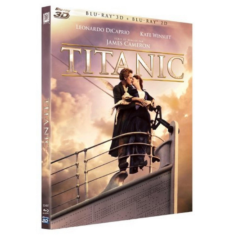 Titanic - Blu-ray 3d