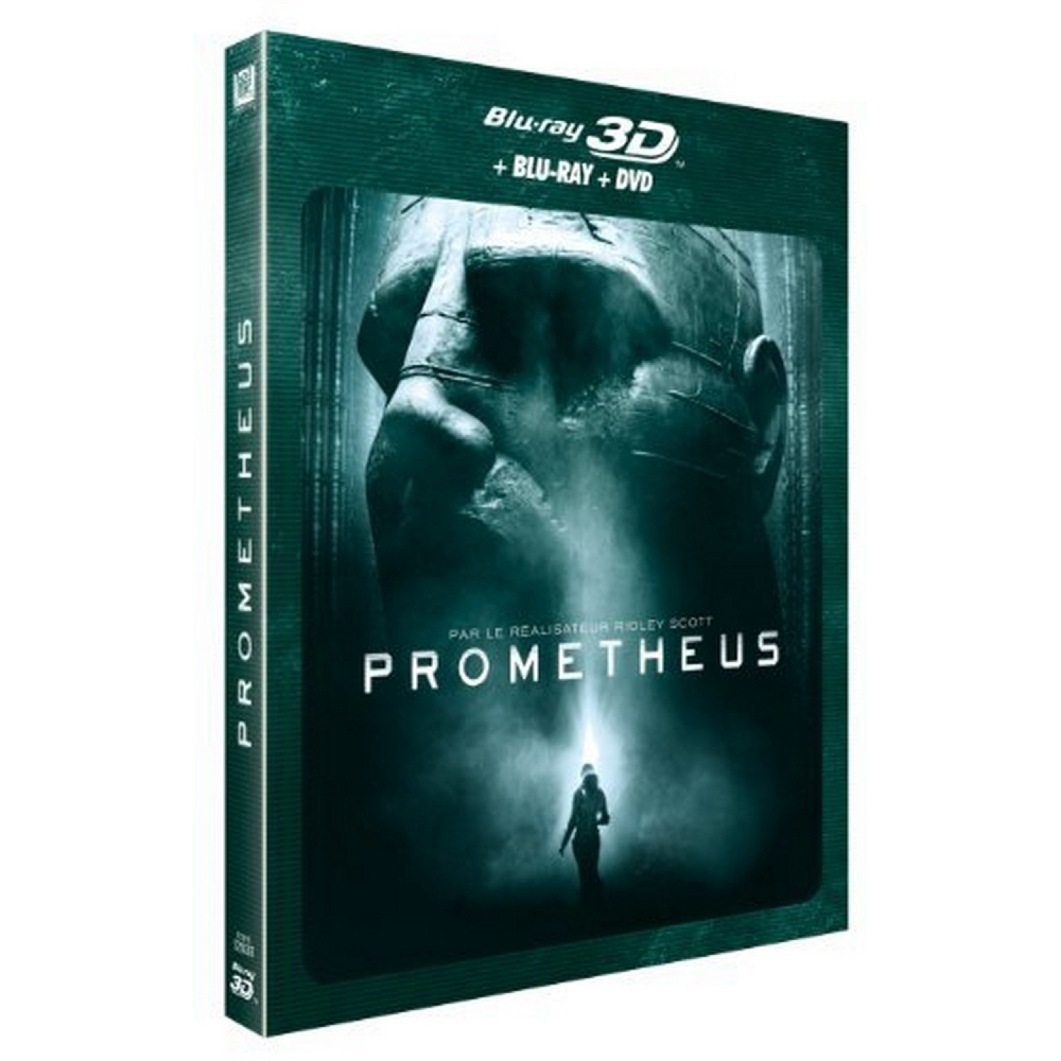 Prometheus 3d [blu-ray 3d]