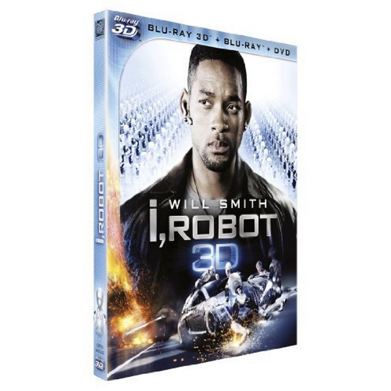 I. Robot - Blu-ray 3d