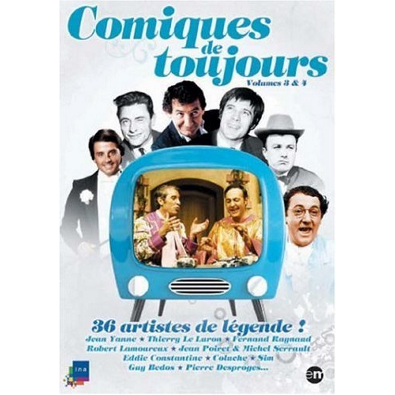 Comiques De Toujours Vol.3 Et 4