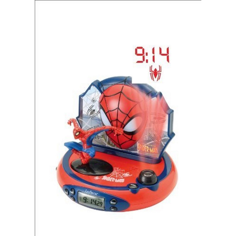 Spiderman Radio/Radio-réveil