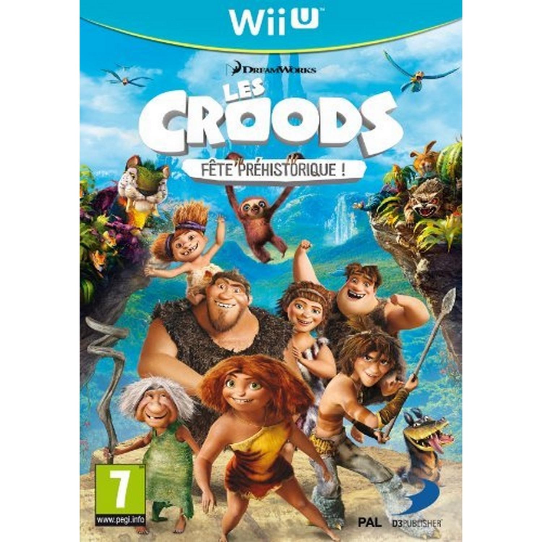 Les Croods   Fete Prehistorique