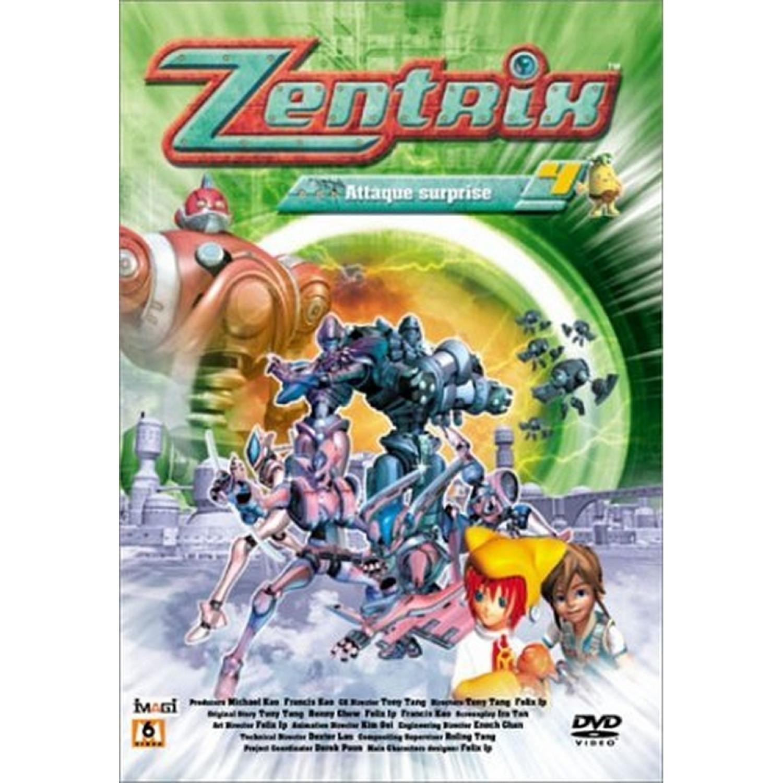 Zentrix - Vol.4   Attaque Surprise