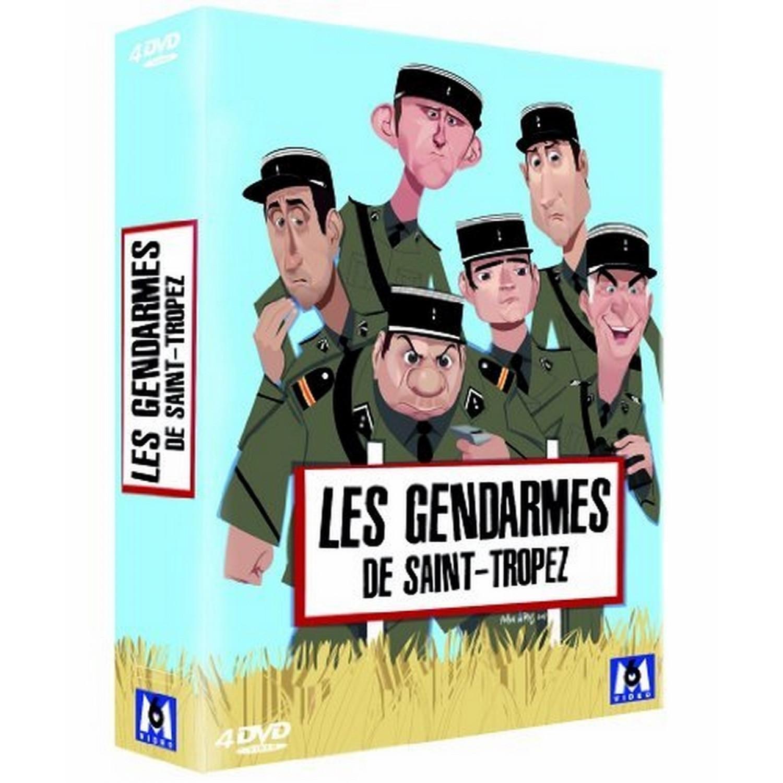 Coffret Les Gendarmes. L'integrale