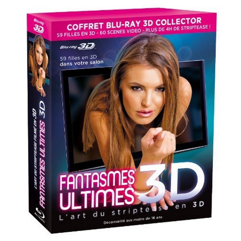Fantasmes Ultimes 3d - Coffret 3 Blu-ray 3d