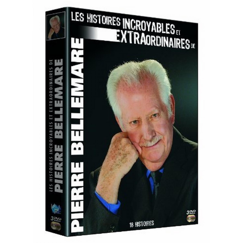 Histoires Extraordinaires De Pierre Bellemare - Volume 1  18 Histoires)