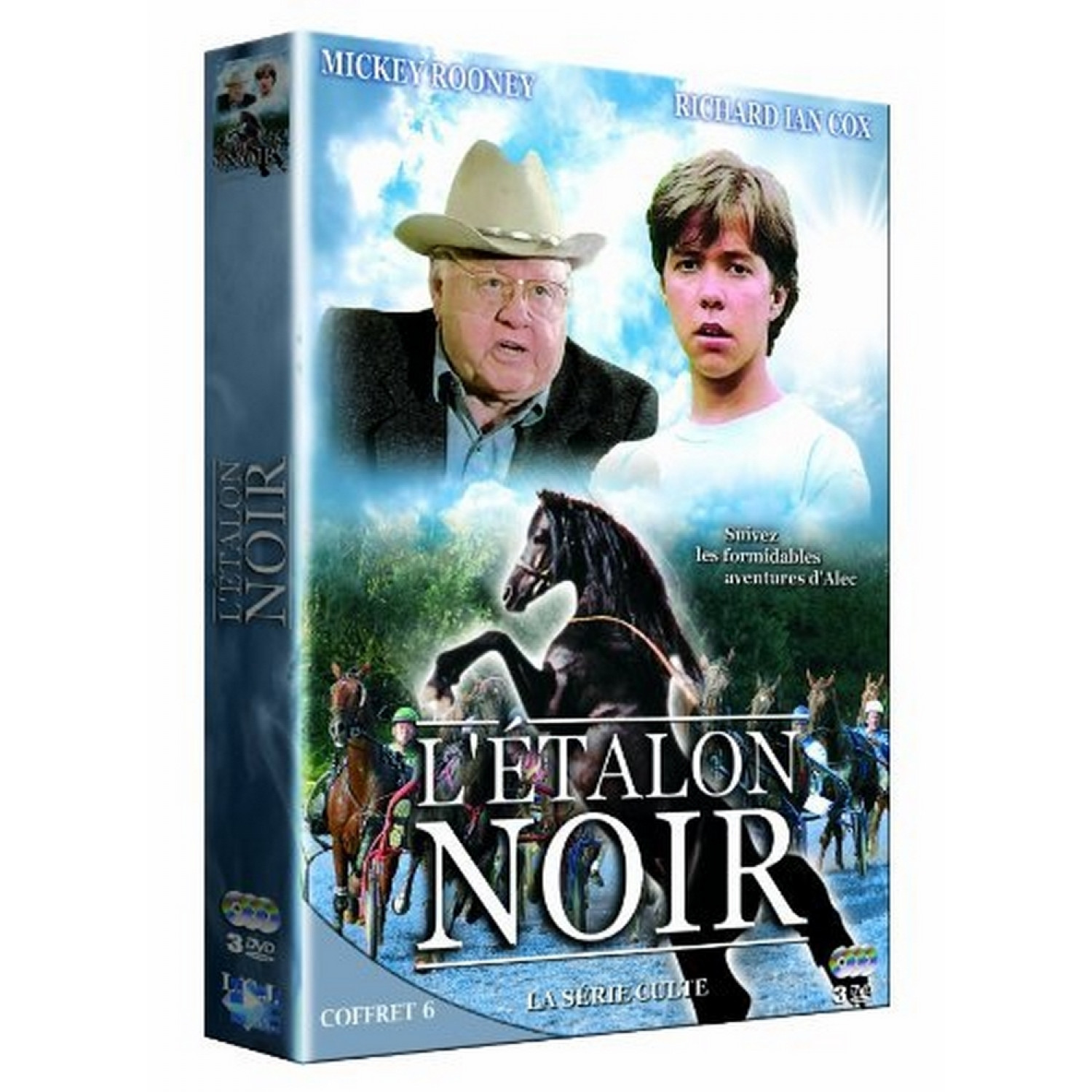 L'etalon Noir. Vol. 6 - 12 Episodes