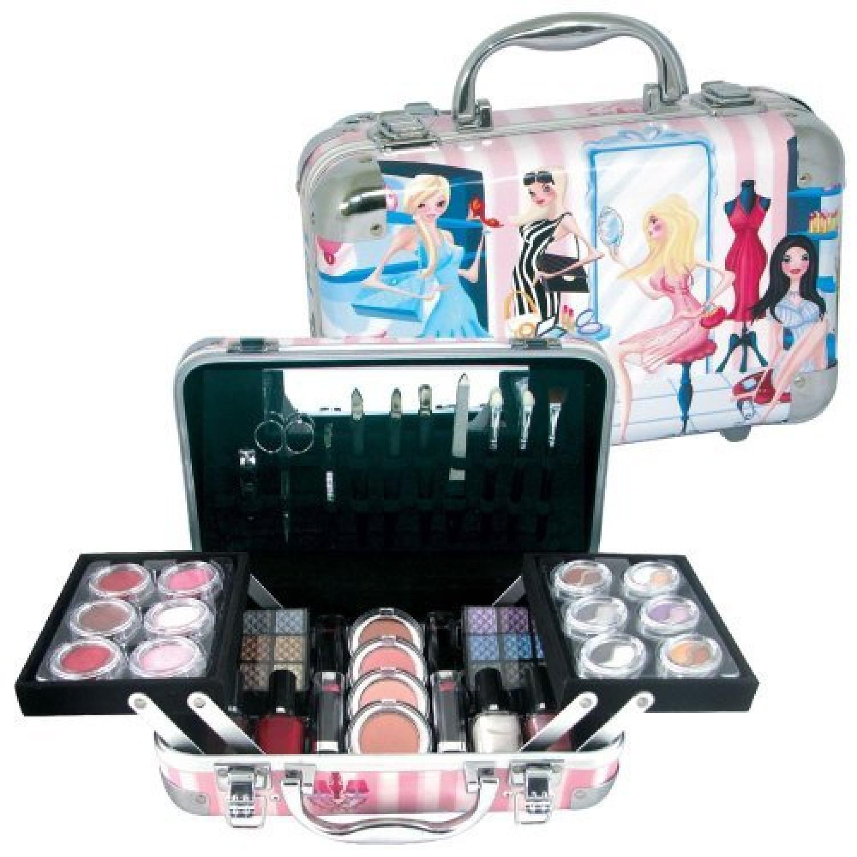 Mallette de Maquillage Fashion 64 Pièces