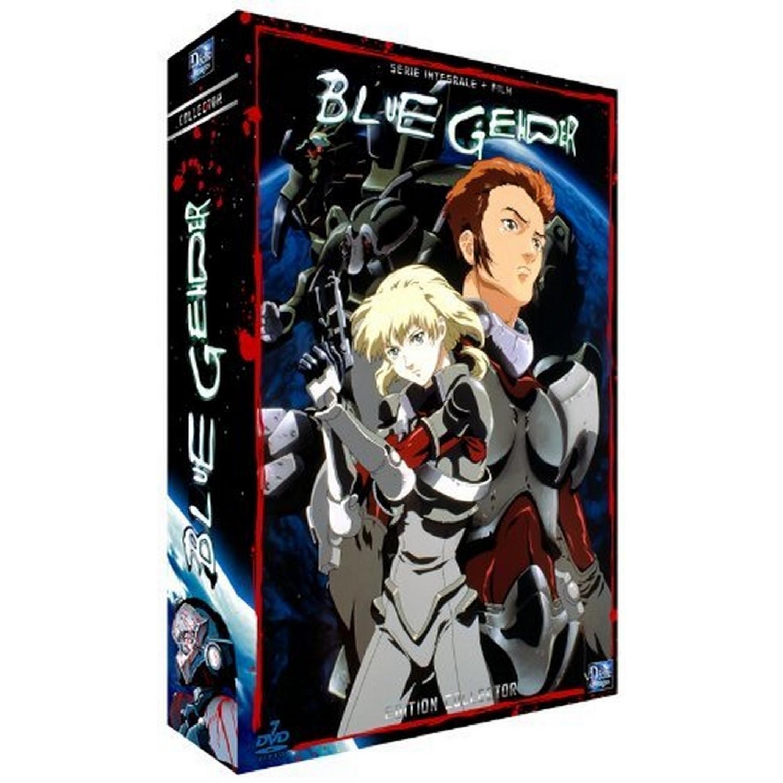 Blue Gender - Integrale + Film - Edition Collector  7 Dvd + Livret)