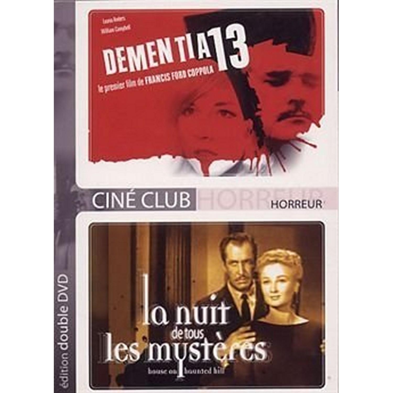 Dementia 13 / La Nuit De Tous Les Mysteres