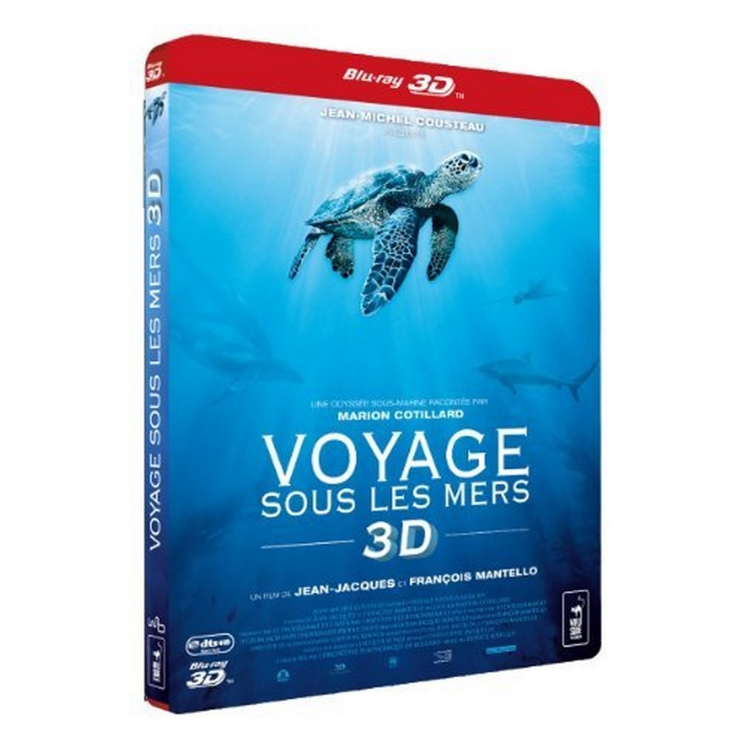 Voyage Sous Les Mers - Blu-ray 3d Active