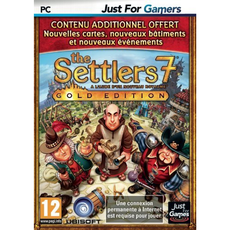The Settlers 7   A L'aube D'un Nouveau Royaume