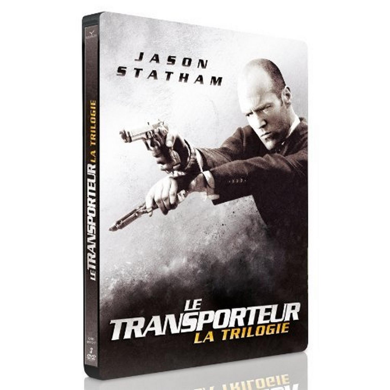 Le Transporteur - La Trilogie - Edition Limitee Boitier Metal