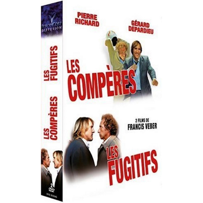 Les Comperes + Les Fugitifs