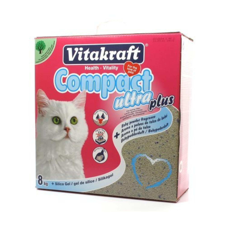 Compact Ultra Plus pour chat 8 kg